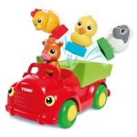 Sort n Pop Farm Animals Sound Truck
