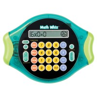Math Whiz Electronic Learning Handheld Game