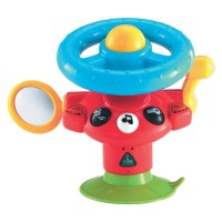 Highchair Steering Wheel Baby Toy