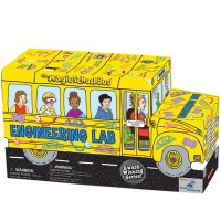 The Magic School Bus Shaped Engineering Lab Science Kit