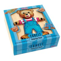 Ernest Moody Bear Puzzle