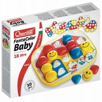Quercetti Fantacolor Baby Peg Activity Toy