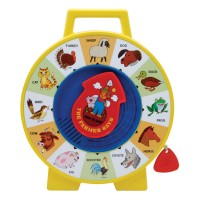Fisher Price See n Say Animal Sounds Game