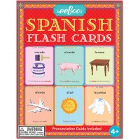 Spanish Learning Flash Cards