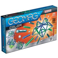 Geomag Kids Color 86 pcs Magnetic Building Set