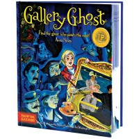 Gallery Ghost Art Book & Game