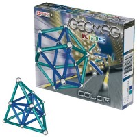 Geomag Kids Color 40 pcs Magnetic Building Set