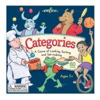 Categories Classification Learning Game
