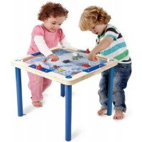 Happy Trails Sand Play Table