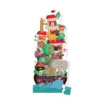 Noah's Ark 39 pc Giant Floor Puzzle