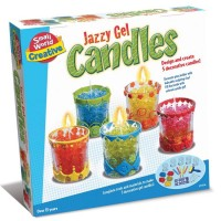 Jazzy Gel Candles Making Craft Kit