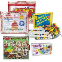 Preschool Math Activities Learning Kit