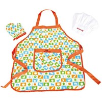 Kids Apron Set