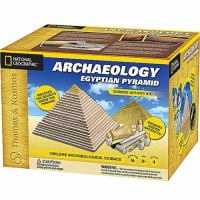 Kids Archaeology Kit - Egyptian Pyramid