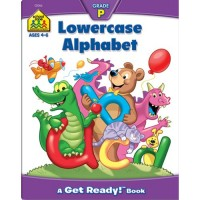Lowercase Alphabet Workbook - 32 Pages