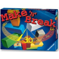 Make n Break Building Challenge Game
