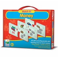 Match It! - Money Learning Puzzle