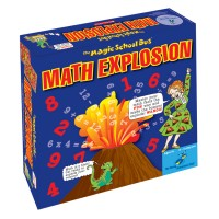 Math Explosion Magic School Bus Math & Science Game