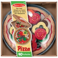 Felt Food - Pizza Set