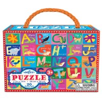 Animal Alphabet 20 pc Puzzle