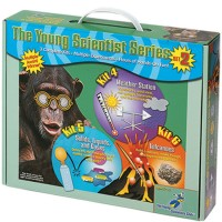 Weather, States of Matter, Volcanoes Science Kit
