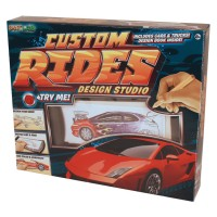 Custom Rides Car Design Studio Craft for Boys