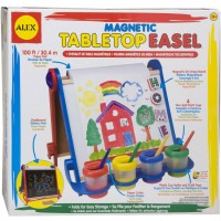 Magnetic Tabletop Easel