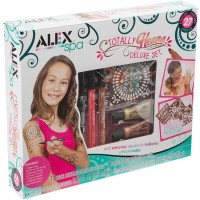 Totally Henna Tattoo Craft Kit for Girls