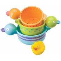 Bath Quacky Cups Set