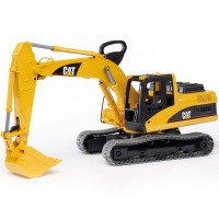 Bruder CAT Excavator Construction Vehicle