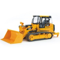 Bruder CAT Track Loader Construction Vehicle