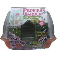 Princess Garden Windowsill Greenhouse Plant Kit
