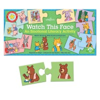 Watch This Face Puzzle Pairs - Learn Feelings & Emotions Game