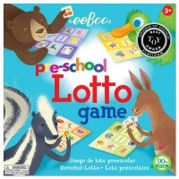 Preschool Lotto Picture Matching Game