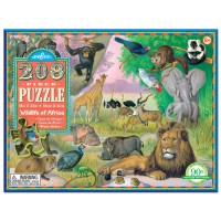 Wildlife of Africa 208 pc Puzzle