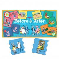 Before & After Logical Order Matching Game