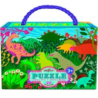 Dinosaur Meadow 20 pc Puzzle