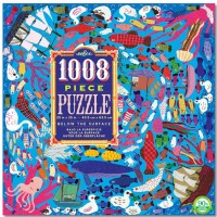 Below the Surface 1000 pc Ocean Life Puzzle