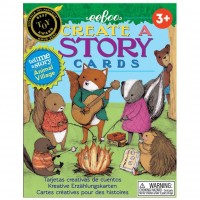 Animal Village Tell Me a Story Cards Set