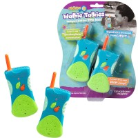 GeoSafari Jr. Walkie Talkies 2 pc Set