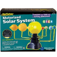 GeoSafari Motorized Solar System 2-in-1 Science Toy