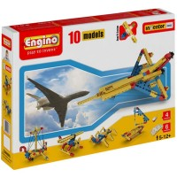 Engino 10 Models Building Kit