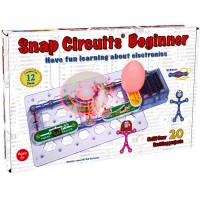 Snap Circuits Beginner Electronic Science Kit