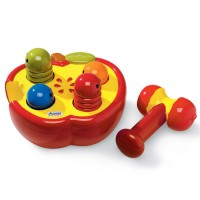 Pounding Apple Toddler Activity Toy