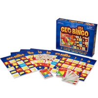 Geo Bingo USA Geography Bingo Game