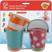 Happy Buckets 3 pc Bath Set