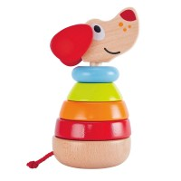 Pepe Sound Stacker Color Stacking Puppy