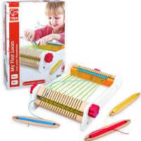 My First Loom Kids Weaving Craft Set