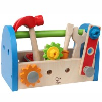 Fix It Wooden Tool Box Play Set