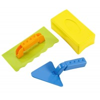 Master Bricklayer Sand Toy Set